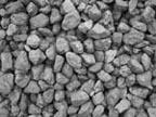 sypané uhlí